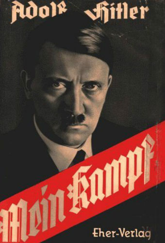 the violent content in mein kampf It was written in hate and it contained a blueprint for violent bloodshed when mein kampf was published in 1925, it was a failure in 1926 a second volume appeared .